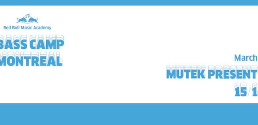 MUTEK et RBMA présentent 15 x 15 dans le cadre de la Nuit Blanche de Montréal