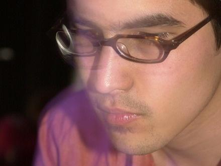 Mitchell Akiyama at (2002-02-16) Micro_Mutek 03