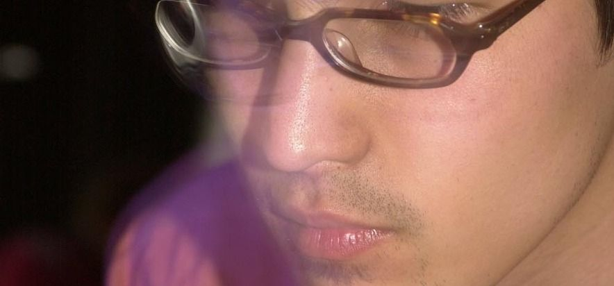 Mitchell Akiyama at (2003-06-21) Mutek @ Marseille