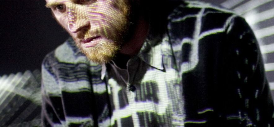 Ezekiel Honig at (2009-04-11) MUTEK_10 Tour: New York