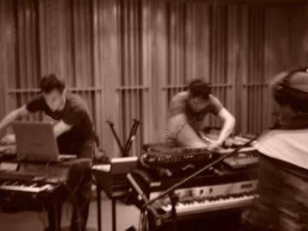 The Modern Deep Left Quartet at (2010-10-23) MUTEK @ FIC - The Modern Deep Left Quartet