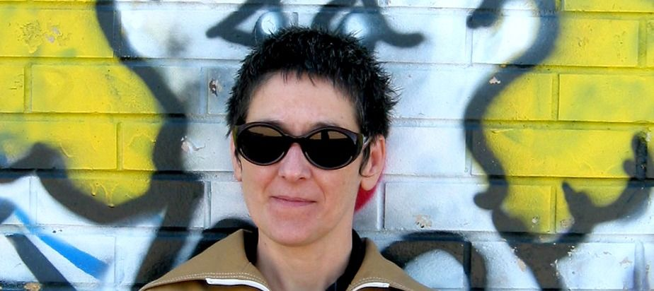 Martine H. Crispo at (2009-05-27) PLAY 1: Electronic and analog experimentation