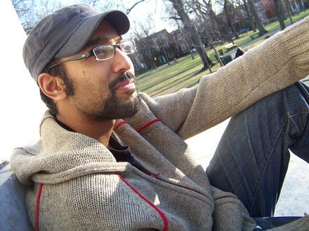 Nimalan Yoganathan at (2009-05-28) PLAY 2: intensité électrique, échanges bruitistes et liberté totale