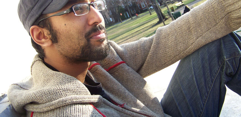 Nimalan Yoganathan at (2009-05-28) PLAY 2: Electric intensity, white-noise exchanges, and total liberation