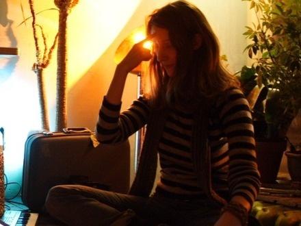 Katherine Kline at (2009-05-28) PLAY 2: intensité électrique, échanges bruitistes et liberté totale