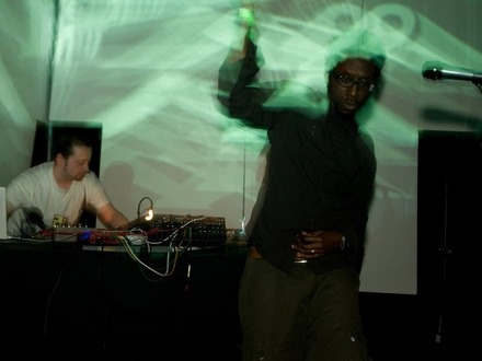Kode 9 & Space Ape : Bass Friction Live at (2008-05-31) NOCTURNE 4: ONE GROOVE TO DAWN