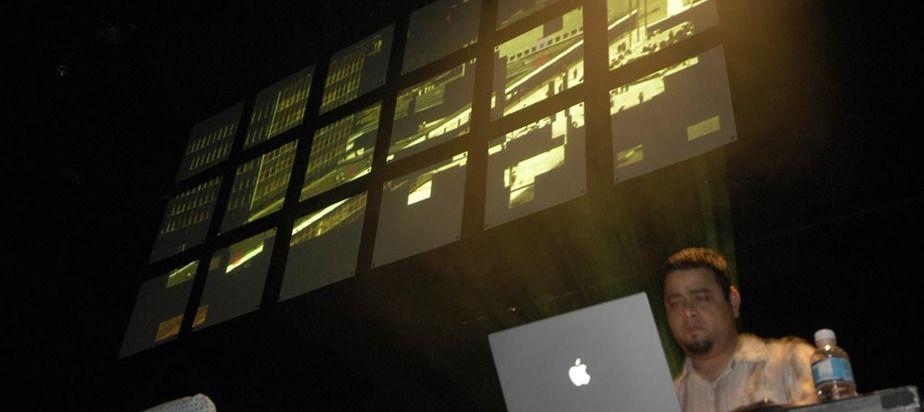 Fax at (2011-10-28) MUTEK.MX 2011 - Nocturne 3