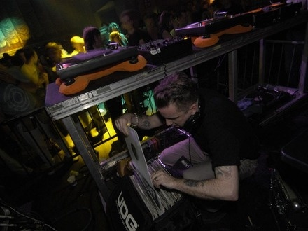 Andrew Weatherall at (2012-10-05) MUTEK.MX 2012 - Nocturne 2