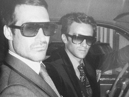 Benoit & Sergio at (2012-06-03) MUTEK // Piknic