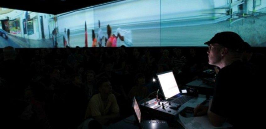 Egbert Mittelstädt at (2012-05-23) Panorama 4: Spatial Cinema (65 min)