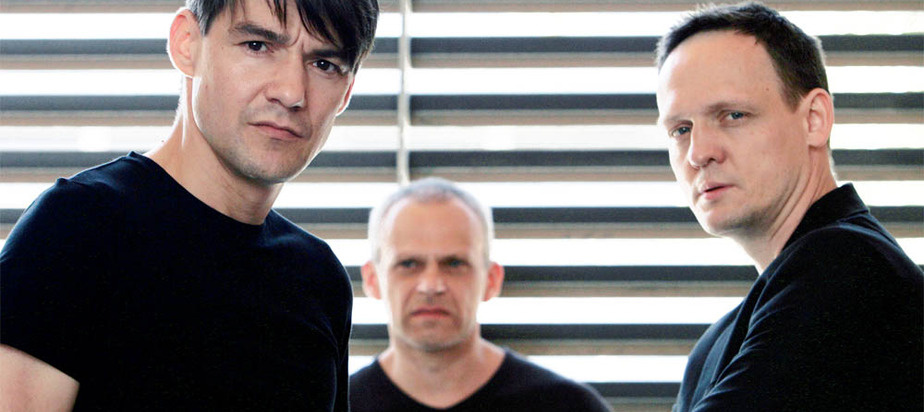 Signal: Carsten Nicolai, Olaf Bender, Frank Bretschneider