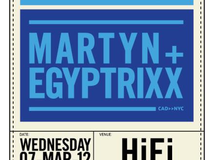 Egyptrixx at (2012-03-07) Red Bull Music Academy & MUTEK present Martyn + Egyptrixx