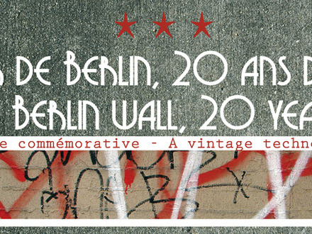 Scion (Substance & Vainqueur) at (2009-11-09) The Berlin Wall, 20 Years!