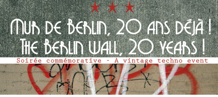 (2009-11-09) The Berlin Wall, 20 Years!