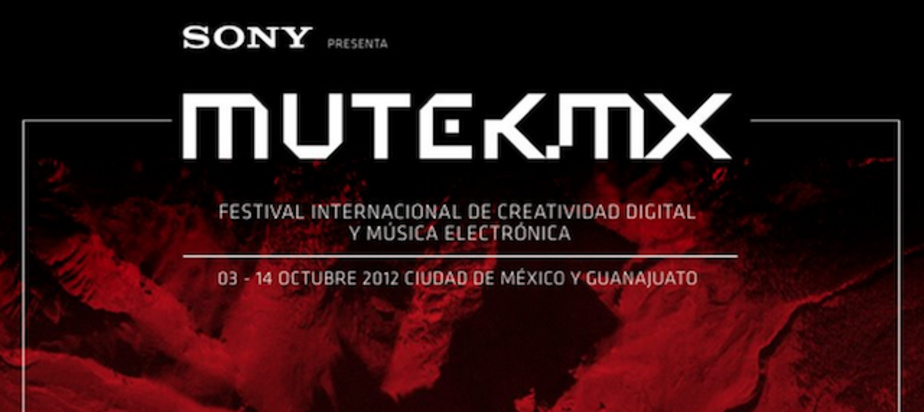 (2012-10-04) MUTEK.MX 2012 - Nocturne 1