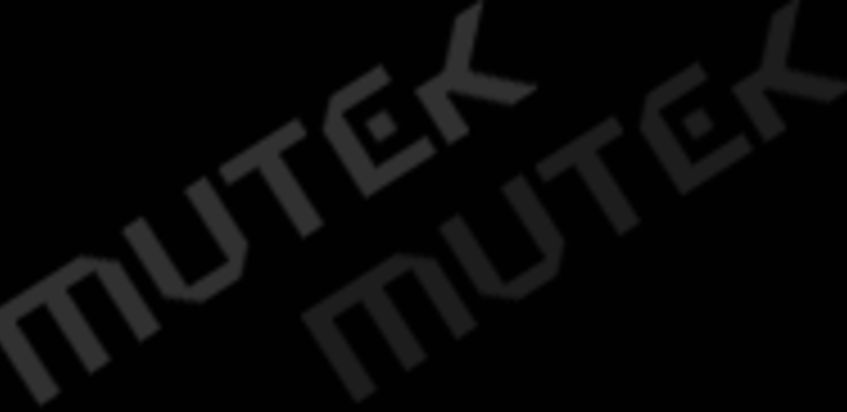MUTEK Job Offer