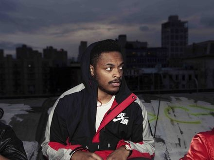 Lee Bannon at (2014-05-31) NOCTURNE 4