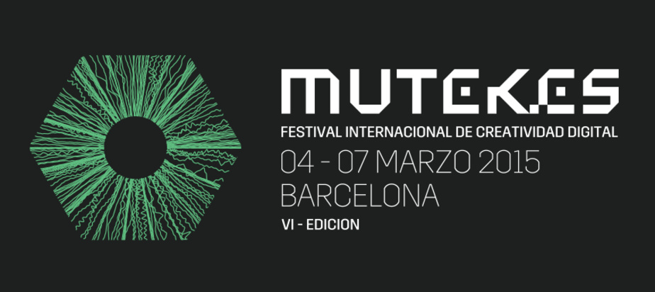 First acts revealed for the 6th edition of MUTEK.ES Barcelona March 4-7, 2015