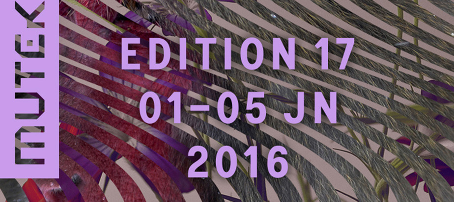A Second Wave of Artists Announced for MUTEK 2016