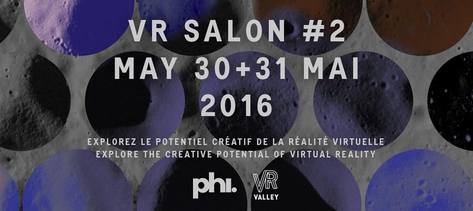 (2016-05-30) VR SALON