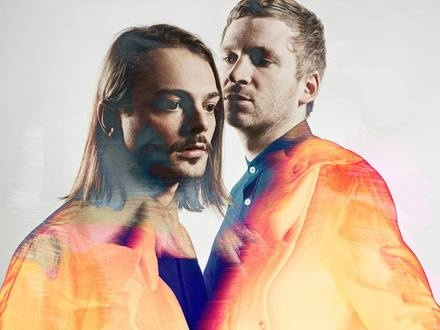 Kiasmos at (2016-03-31) KIASMOS @ Phi Center