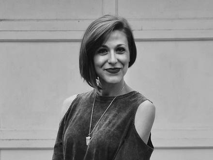 Amanda Cosco  - Electric Runway at (2016-11-09) TECH-À-PORTER: ART. INDUSTRIE. & LA FASHION-TECH.