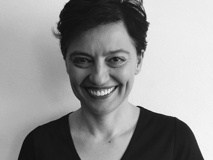 Aneta Genova - Parsons School of Design  at (2016-11-09) TECH-À-PORTER: ART. INDUSTRIE. & LA FASHION-TECH.