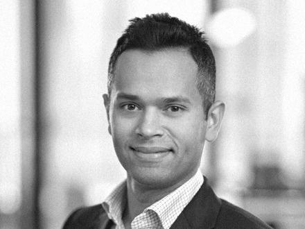 Prashant Matta - OMERS Ventures at (2016-11-10) VR SALON
