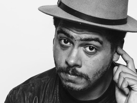 Seth Troxler at (2008-05-28) NOCTURNE 1: BACK TO THE FUTURE