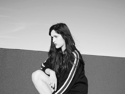 Marie Davidson at (2017-08-26) INTER_CONNECT Berlin