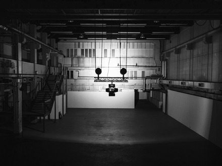 Paul Purgas - Emptyset / Somerset House Studios  at (2017-08-23) Beyond Sound & Visual Expression: the Present and  Future of Audiovisual Practices