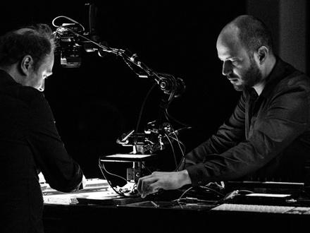 Alexandre Burton & Julien Roy (artificiel) at (2018-09-13) A/Visions 1