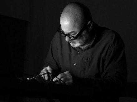 Herman Kolgen at (2015-03-07) EXPERIENCE / PLAY 3
