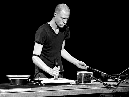 Félix-Antoine Morin at (2018-08-25) Play 4