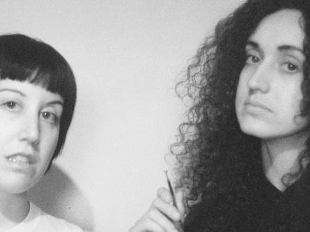 Julia Dyck & Amanda Harvey - XX Files at (2018-08-21) Breaking the Binary: Sound/Noise, Wanted/Unwanted, Masculine/Feminine
