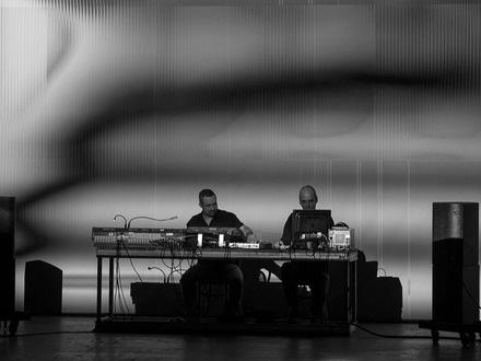 Matt Thibideau & Markus Heckmann at (2018-09-15) A/Visions 3