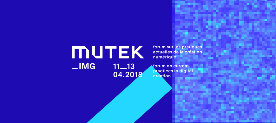 Fourth Edition of the Forum For Digital Creation MUTEK_IMG Runs April 11-13