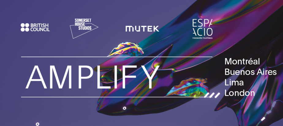 AMPLIFY at MUTEK Argentina
