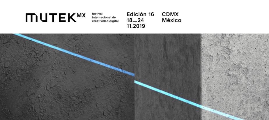 MUTEK Mexico Édition 16
