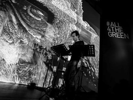 A-Mint (Alex Braga & Francesco Tristano) at (2019-03-07) Digi Lab 4 - Talk
