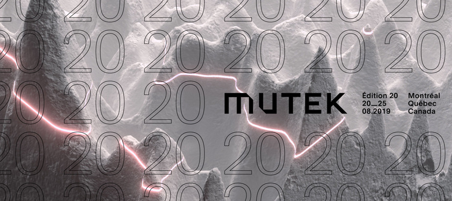 MUTEK Montréal Goes Platinum with 20th Edition