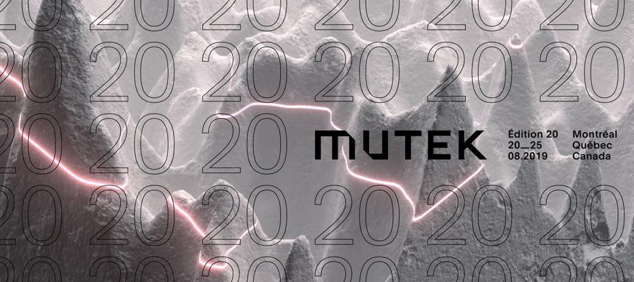 MUTEK Montréal Goes Platinum with 20th Edition
