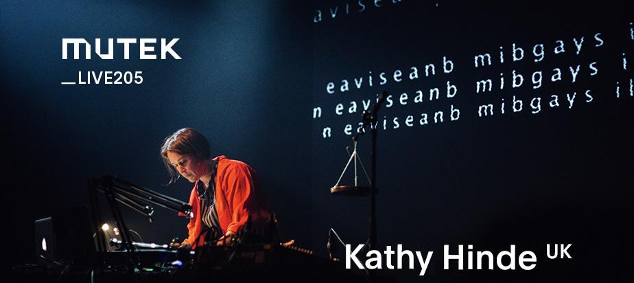 MUTEKLIVE204 - Kathy Hinde