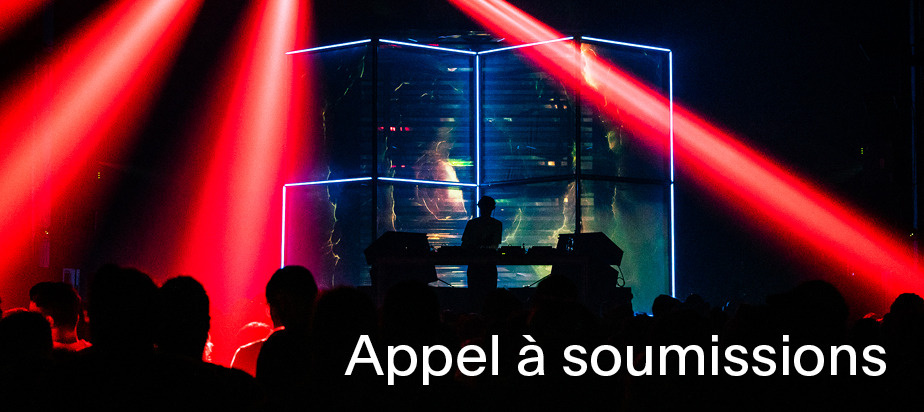 MUTEK Montréal 2020: Call for proposals