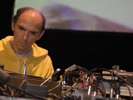 Martin Tétreault at (2003-05-31) EXPÉRIENCE 1