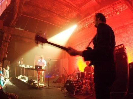 Pole & Band - Leichtmann: drums, Zeitblom: bass at (2006-06-04) NOCTURNE 5 (FINALE)