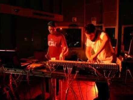 Mathew Jonson & Dandy Jack at (2009-05-30) NOCTURNE 4: Night Ventures
