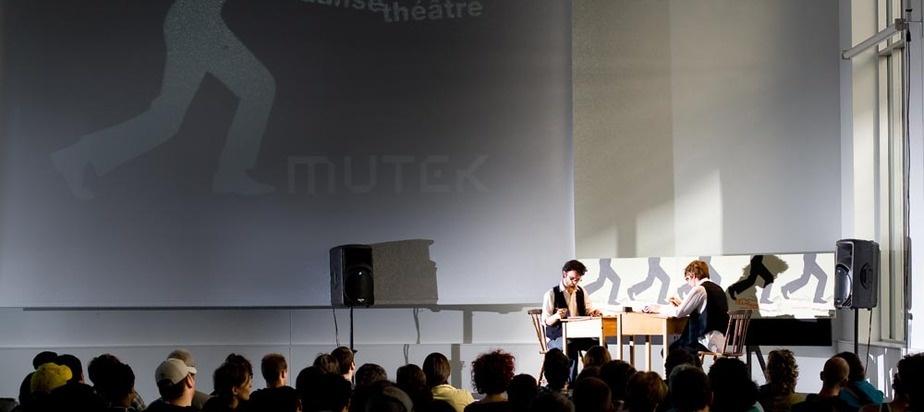 Martin Messier + Jacques Poulin-Denis : 'Le projet Pupitre'