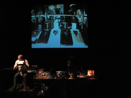 Pierre Bastien & Espen Sommer Eide present Electric Folkways at (2012-05-31) A/Visions 2