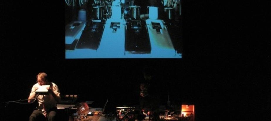 Pierre Bastien & Espen Sommer Eide present Electric Folkways